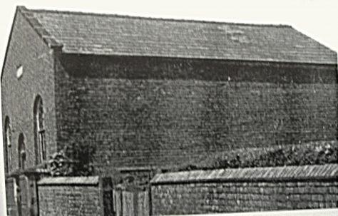 Golborne: Trinity (Bridge Street) Primitive Methodist chapel