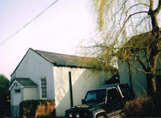 Churton Primitive Methodist Chapel | Keith Guyler, 2003