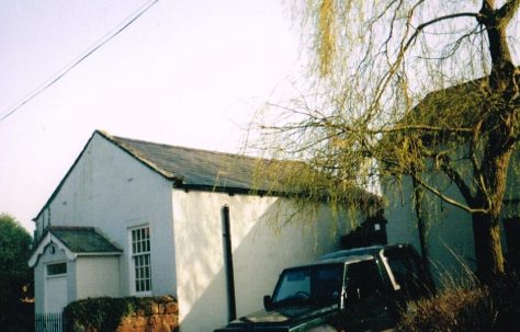 Churton Primitive Methodist Chapel
