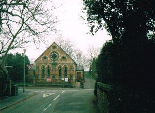 Guilden Sutton Primitive Methodist Chapel | Keith Guyler, 2003