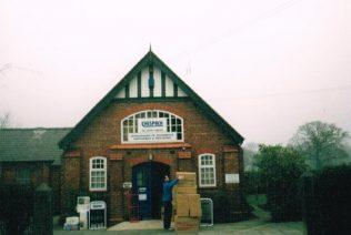 Pipers Ash Primitive Methodist Chapel | Keith Guyler, 2003