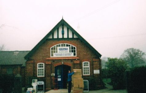 Pipers Ash Primitive Methodist Chapel