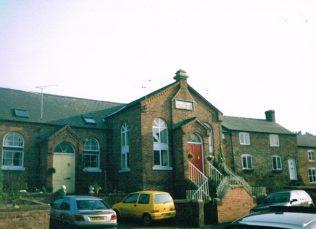 Zion Chapel, Tarvin, in 2003 | Keith Guyler