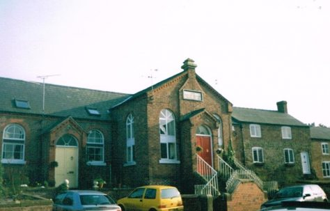 Tarvin; Zion Primitive Methodist Chapel