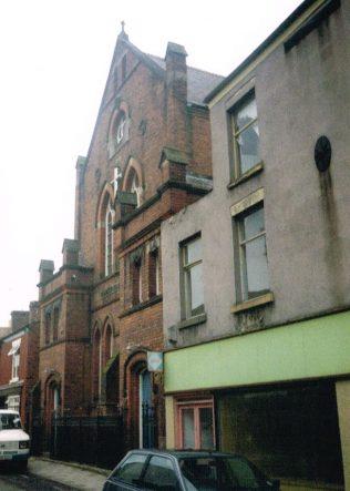 Kinsey Street Church n 1999   Keith Guyler