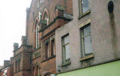 Congleton Kinsey Street Primitive Methodist Chapel