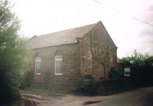 Biddulph Park Primitive Methodist chapel | Keith Guyler 1999