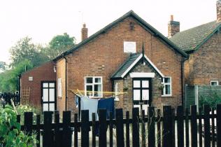 Ravensmoor Primitive Methodist chapel | Keith Guyler 1997
