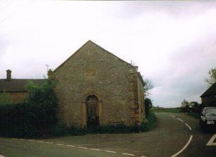 1834 Hulme End Primitive Methodsit Chapel in 1999 | Keith Guyler 1999