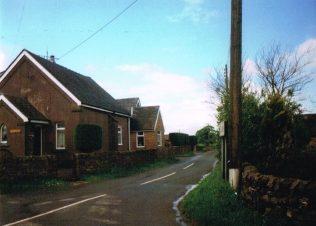 1914 Cauldon, Stoney Lane Primitive Methodist Chapel in 1999   Keith Guyler 1999