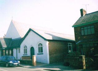 1872 Penyffordd Primitive Methodist chapel in 2003 | Keith Guyler 2003
