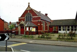 North Road Methodist Church, Longsight, Manchester