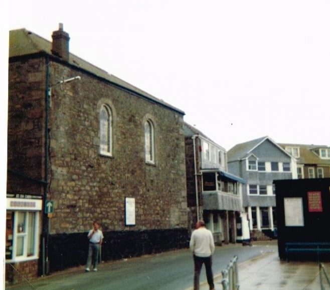1837 St. Ives Primitive Methodist Chapel in 1983 | Keith Guyler 1983