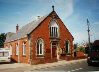 1907 Great Broughton Primitive Methodist chapel | Keith Guyler 1999