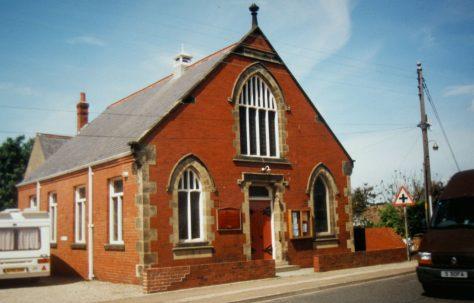 Great Broughton Primitive Methodist chapel