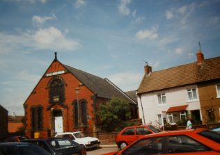 College Square Primitive Methodist chapel | Keith Guyler 1999