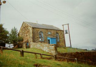 Castleton Primitive Methodist chapel | Keith Guyler 1992