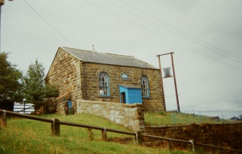 Castleton Primitive Methodist chapel