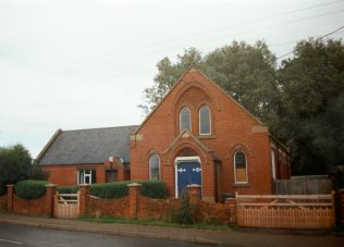 Meadowfield (Browney Lane) Primitive Methodist chapel | Keith Guyler 1998