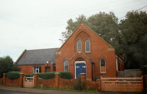 Browney Lane Primitive Methodist chapel, Meadowfield
