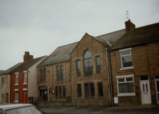 The extended Howden Le Wear Primitive Methodist chapel | Keith Guyler 1998