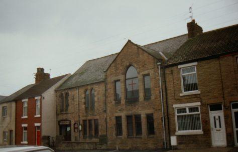 Howden Le Wear Primitive Methodist chapel