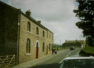 1825 Wearhead Primitive Methodist Chapel in 2001 | Keith Guyler 2001