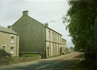 Westgate Primitive Methodist Chapel in 2001   Keith Guyler 2001