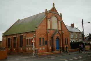 BrooksidePrimitive Methodist chapel, Evenwood | Keith Guyler 1998