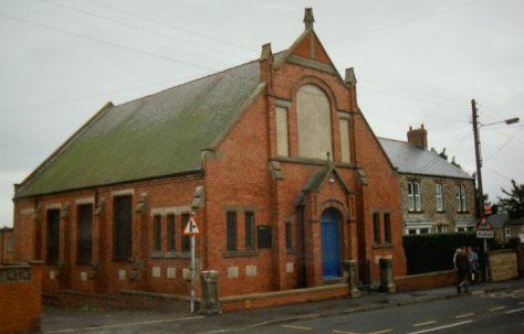 Evenwood Brookside Primitive Methodist chapel