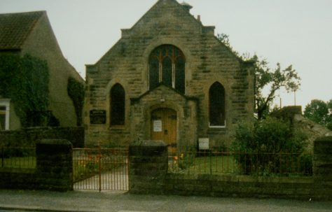 Ingleton Primitive Methodist chapel