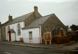 1870 Ramshaw Primitive Methodist chapel in 1998 | Keith Guyler 1998