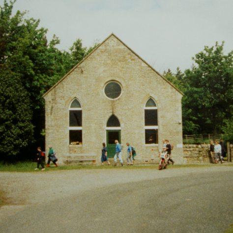 1904 Bowlees Primitive Methodist Chapel in 1991 | Keith Guyler 1991