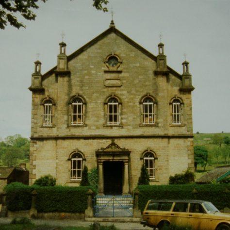 1872 Middleton in Teesdale Bourne Primitive Methodist Chapel   in 1991 | Keith Guyler 1991