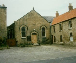 1861 Staindrop Zion Primitive Methodist Chapel  in 1991 | Keith Guyler 1991