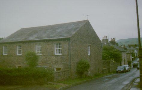Askrigg Moor Road Primitive Methodist chapel
