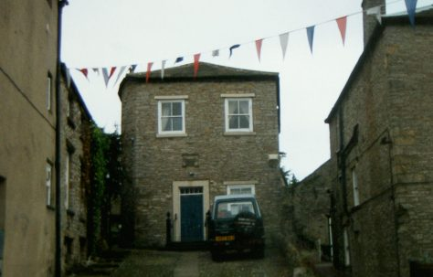 Middleham Primitive Methodist chapel
