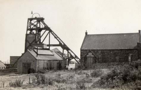 Heworth Colliery PM Chapel, Co. Durham