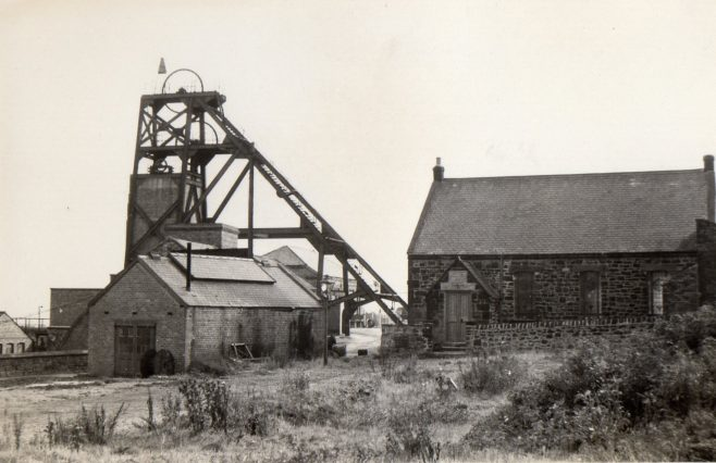 Heworth Colliery PM Chapel c1955 | Bede Circuit Archive Collections