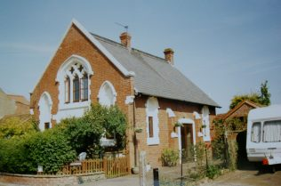 Lenwade Primitive Methodist chapel | Keith Guyler 1998