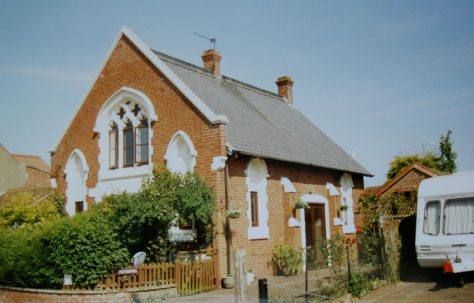 Lenwade Primitive Methodist chapel