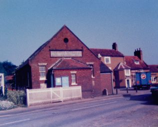 1900 Mulbarton Primitive Methodist Chapel in 1986 | Keith Guyler 1986