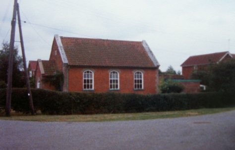 Bredfield Primitive Methodist chapel