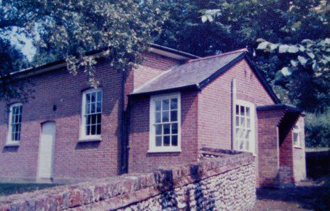 Coddenham Primitive Methodist chapel
