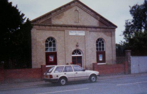 Melton Primitive Methodist chapel