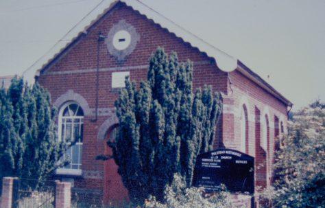 Polstead Heath Primitive Methodist chapel