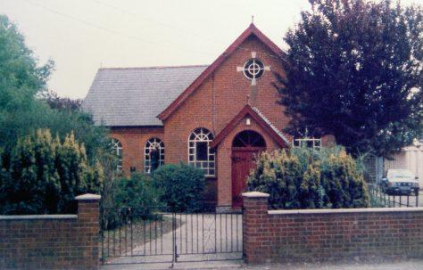 Glemsford Primitive Methodist chapel