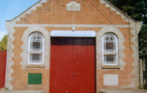 Ixworth  Primitive Methodist chapel