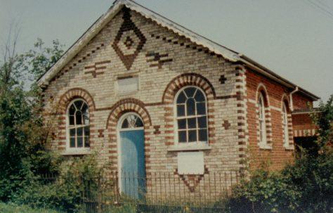 Leavenheath Primitive Methodist chapel