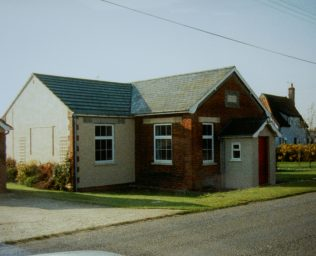 Wyverstone Primitive Methodist chapel | Keith Guyler 1992